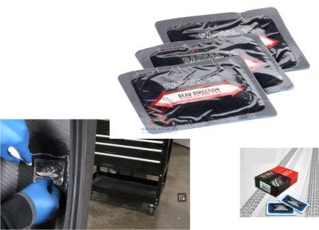 RADIÁL TAPASZ 57X102MM 11-812 (10 db)