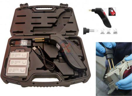 Akkumulátoros műanyag karosszériaelem javító készülék (804064)