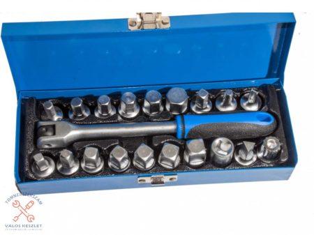 Olajleeresztő kulcs klt csuklós hajtószárral 19r. (MK6162)