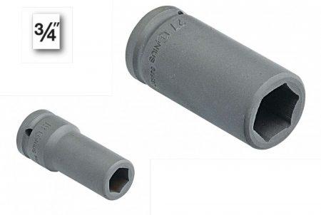 "Gépi hosszú dugókulcs fejJ 3/4""  17 mm (6495)"