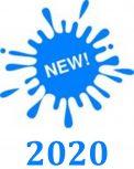 Újdonságok 2020 - 2021